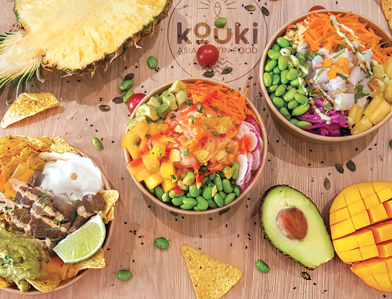 kouki poke bowls signature