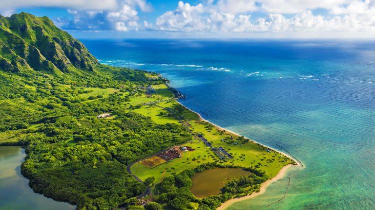 île d'Hawai origine du poke