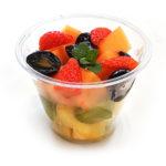 kouki poke bowl salade fruits frais