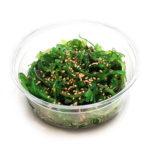 kouki poke bowl salade wakame